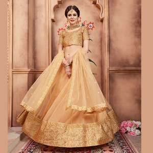 2f8faddd26 Lehenga With Sequins Work, Lehenga With Sequins Work Suppliers and  Manufacturers at Alibaba.com