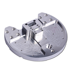 Aluminum OEM CNC Metal Powder Coated Machining Parts Machined Aluminum Fabrication Services