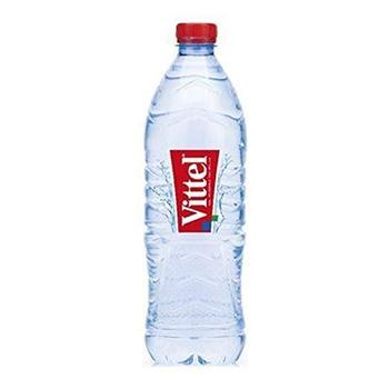 Wholesale Vittel natural drinking water .
