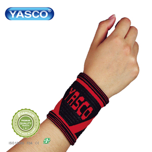 Wrist Support Cool yarn Wrist Brace for Arthritis, Joint Pain Relief, Injury Recovery with Adjustable Strapping & Breathable