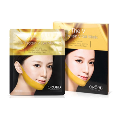 VLine v รูปร่างยก slim face mask 3d facial mask double lifting facial mask