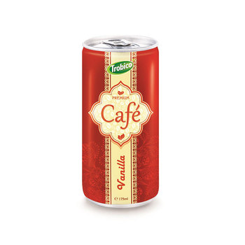 Slim Can Vanilla Coffee Drink-VietNam Manufacturer-Accepting With OEM