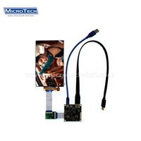 Multimedia Player Board Used For Monitor Terminal For 7 Inch Lcd Display Or Electric Bicycle