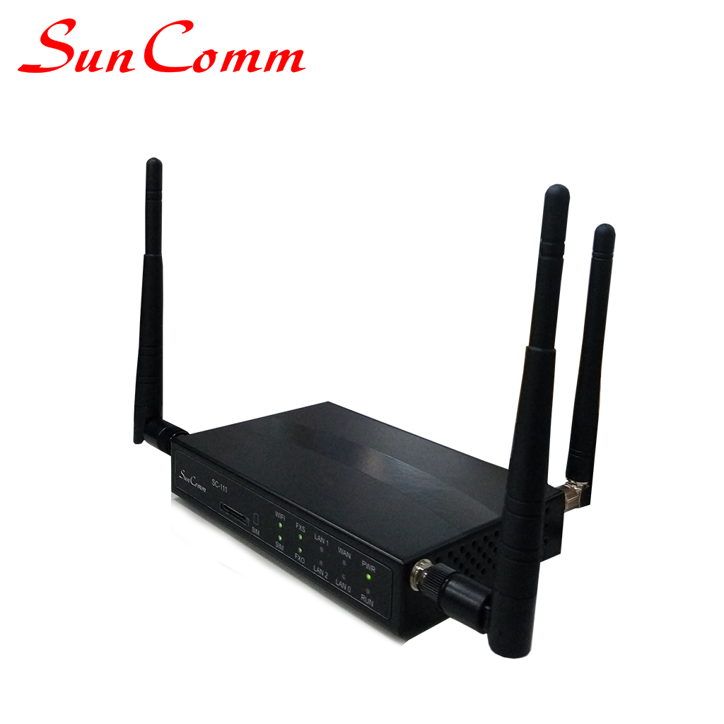 SC-111-WAG Voice Over IP Gateway 1SIM GSM WiFi ATA