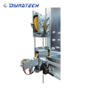 On Board Elevator Speed Governor integrated with the Safety Gear, 120mm Pulley Diameter | QUASAR T-25 | DYNATECH