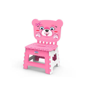 Original from Vietnam Export to Asean countries and European countries baby children school chair can be assembly foldable PP Pl