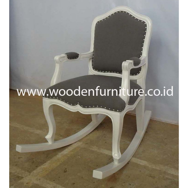 Rocking Chair Grand Father French