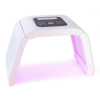 Home Use Pdt Led Lightening Lamp Photon Skin Rejuvenation Wrinkle Remove Acne Removal Beauty Machine