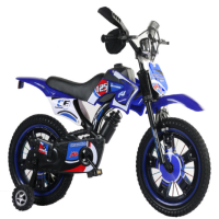 2019 new cheap mini kids bike motorized bicycle
