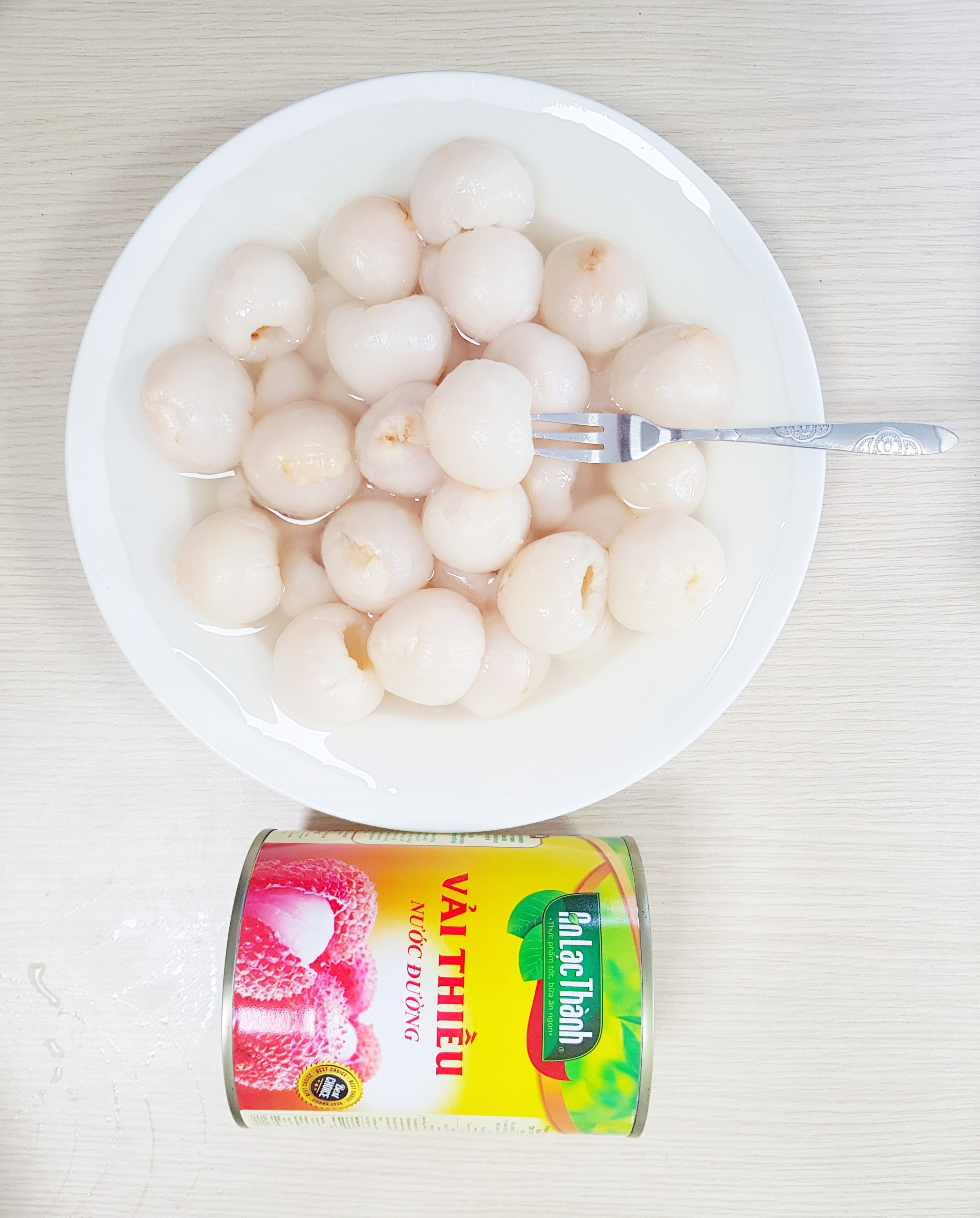 New crop fresh canned lychee in syrup