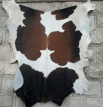 Cow Leather With Hair On