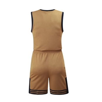 Professional Custom Design Basketball Uniform Set With Sublimation Printing