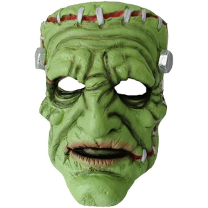 Wholesale High-Quality 100% PU Foam Halloween Carnival Cosplay Party Costume Halloween Frankenstein's Mask
