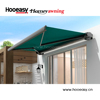 Dooya tubular motor Homey retractable caravan awning tent with wind sensor
