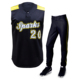 Professional sleeveless baseball jerseys softball uniform