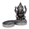 Manufacture from India made Religious Temple worship statue of Hindu Lord with candle holder