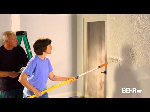 BEHR Paint: How To Texture Paint Full Version)