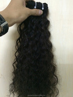Thin seam strong curtain weft hair human hair extensions high quality hair