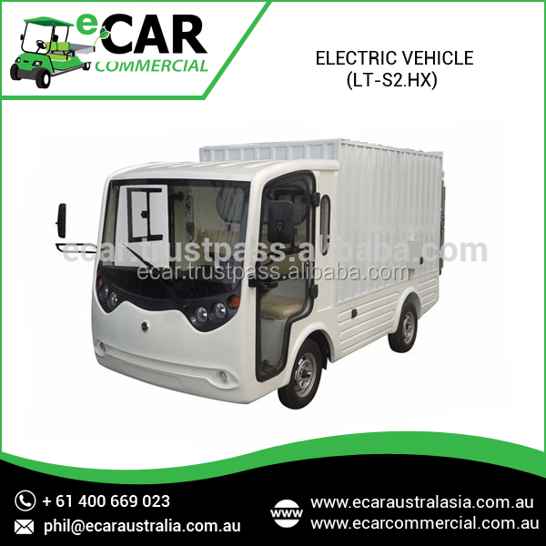 ECAR - 4 Wheel Electric Transportation Vehicle LT-S2.Hx
