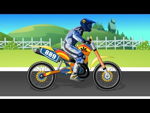 Bike Formation | Vehicles For Kids | Bike Race | kids videos