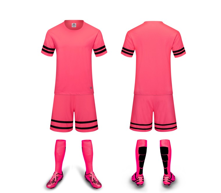 Dry fit cheap custom sublimation training football team sets wholesale soccer jersey kids