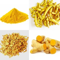 Dry ginger from Vietnam, high quality, yellow orange color by HAGIMEX