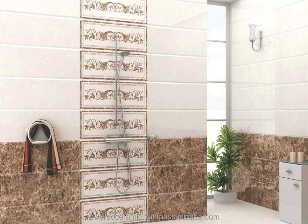 2015 חדש עיצוב טבעי קרמיקה אריחי קיר לחדר אמבטיה ומטבח