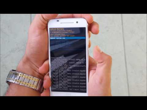 How To Reset HTC One A9 - Hard Reset and Soft Reset