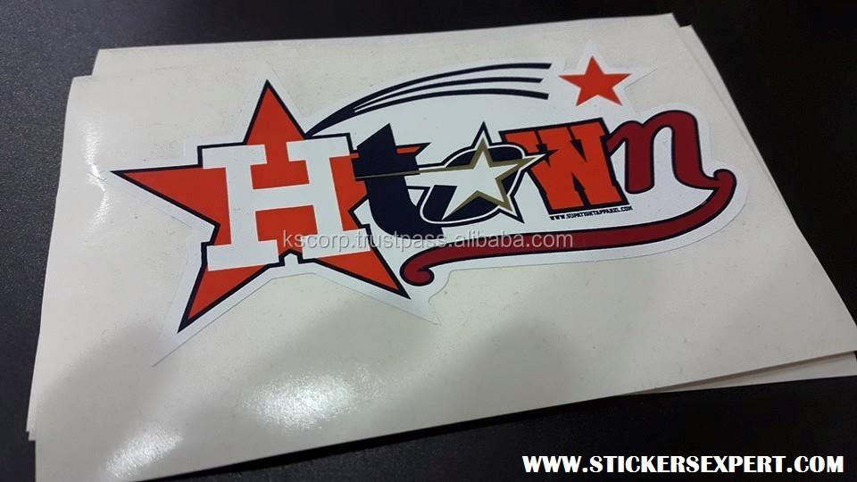 Custom M Adhseive Waterproof Outdoor Vinyl Stickers Buy M - Custom vinyl stickers utah