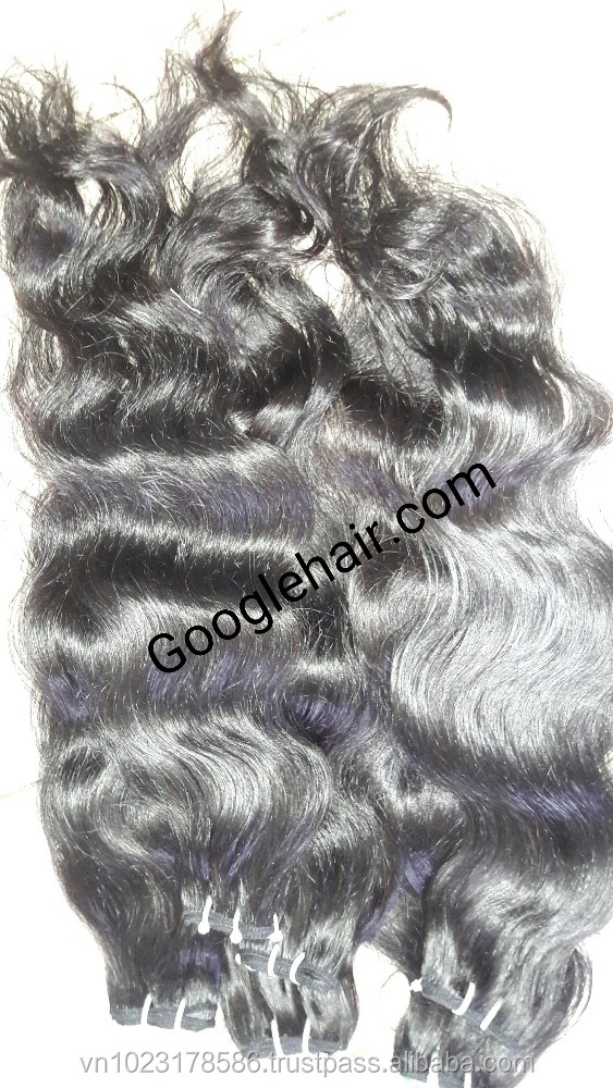 Hot Sale Product 100% Natural Virgin Human Hair Raw Cambodian Coarse Hair Unprocessed Virgin