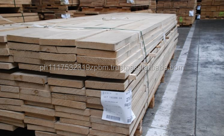 White Ash Boards for flooring from Ukraine