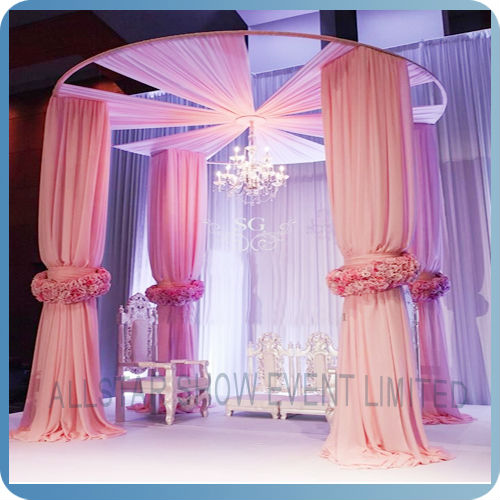 New Beautiful Wedding Backdrop Pipe And Drape Whole