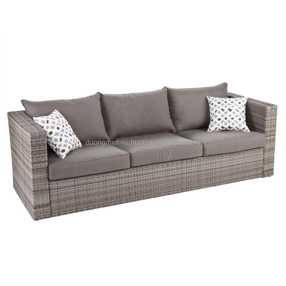 Polstermöbel Rattan Gartenmöbel Sofa Mit Kissen Dmv 352 Buy