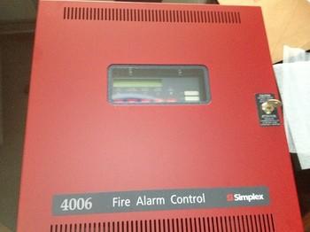Simplex 4006 Fire Alarm Control Panel - Buy Fire Alarm Control Panel  Product on Alibaba com