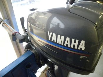 2 stroke used yamaha out board engine 9 9hp autos post for Yamaha 9 9 price