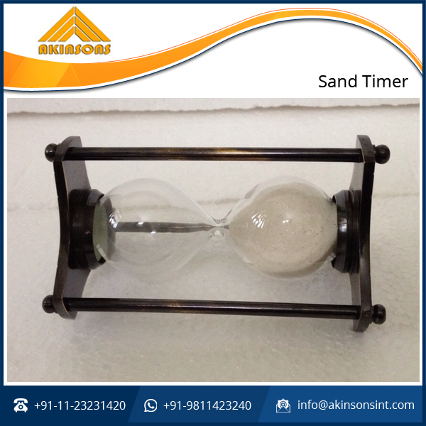 Accurate 24 Hours Large Sand Timer, Hourglass Available for Export Supply