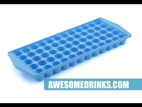 EZ Release Ice Cube Trays, AwesomeDrinks.com