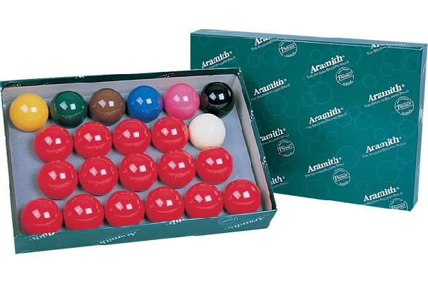 21 Balls Aramith Aaa Snooker Ball Set