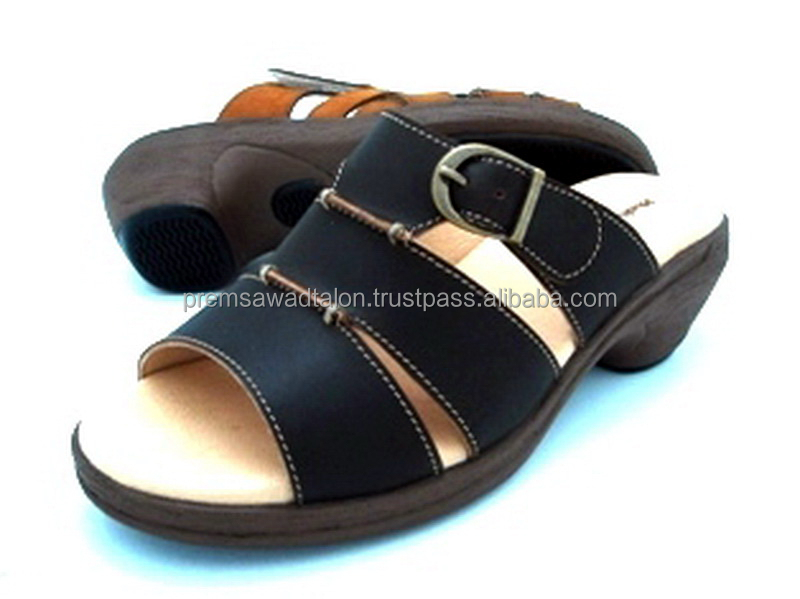 2b870d0d0504f7 Thailand Leather Fashion Sandal