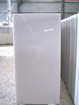 Vietnam Pure White Marble Polished Tile 80x40x3cm Buy