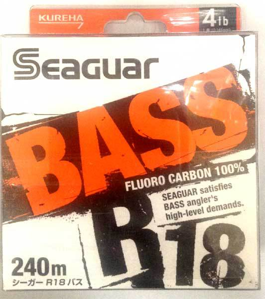 Seaguar salt water fishing line with powerful & reliable