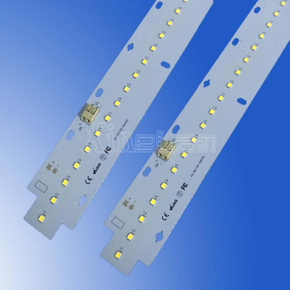 Ul&rohs Led Pcb Design 94v0 Led Panel Light Aluminium Led Pcb ...