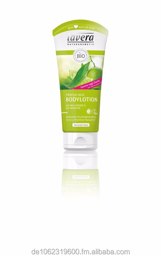 Lavera, freshness Body Lotion Organic & Bio-lime verbena, 200ml