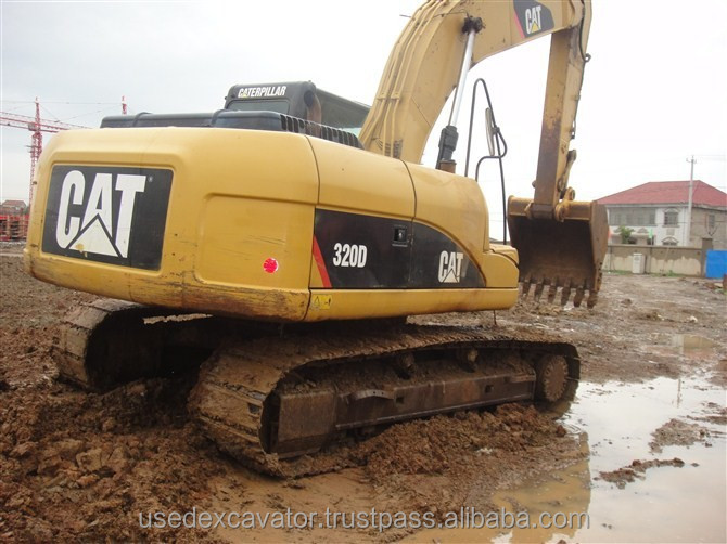Very New CAT Excavator With Low Price Used Caterpillar 320 CAT Excavator 320D For Sale Good Working Condition CAT 320D