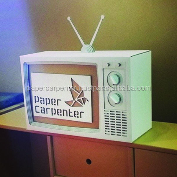 Multi Funktion Karton Möbel Karton Tv Displays Von Papier