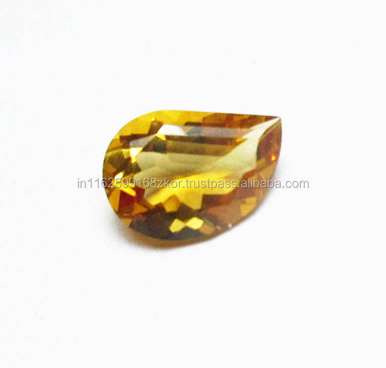 Citrine Gem stone Fancy Shape Fine Loose Gem stone