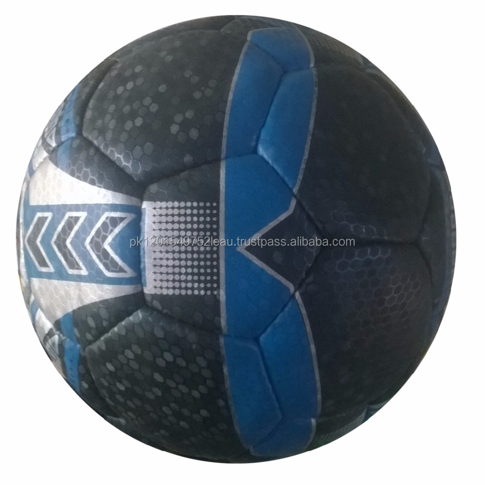 Latest Material Used In Football/Soccer Ball 32 Panels Hand Swing