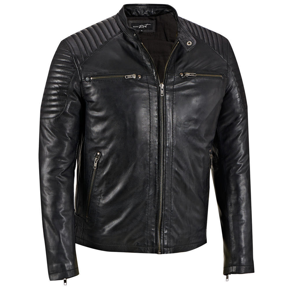 Make leather jacket