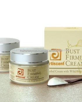 Breast firming wild yam cream