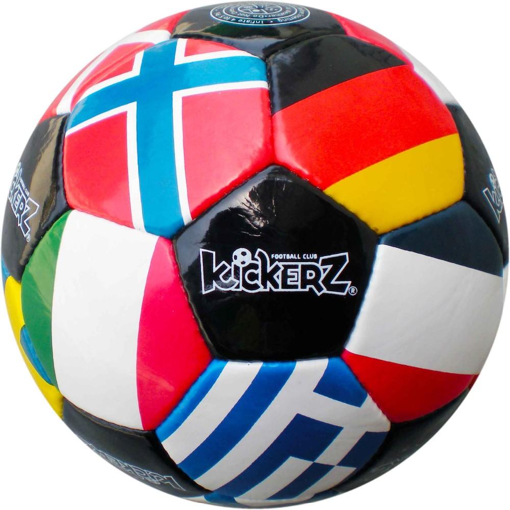 115ab11fe4351 Bola de futebol impressa com nome do país e bandeira disponível em vários  tamanhos